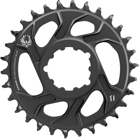 SRAM X-Sync 2 Corona dentata Direct Mount Alluminio 12 Velocità 3mm, black